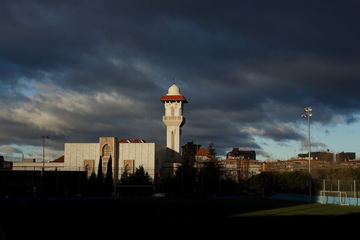 A mosque seen in Spain 30 January 2015 [Blazquez Dominguez/Getty Images]
