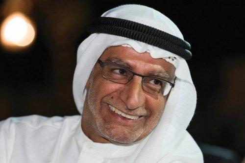 Abdul-Khaleq Abdullah, UAE academic and former aide of Crown Prince Mohamed Bin Zayed, 26 January 2017 [UAE_HumanRights/Twitter]