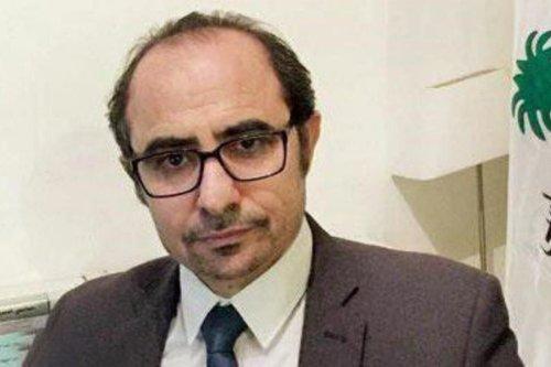 Iranian ethnic Arab activist Habib Chaab, 14 December 2020 [radiojibi/Twitter]