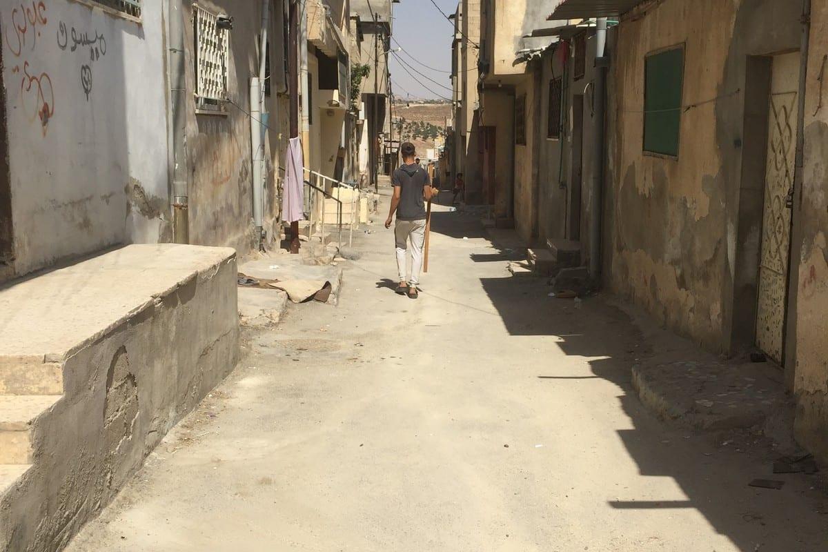 Jerash refugee camp in Jordan_4