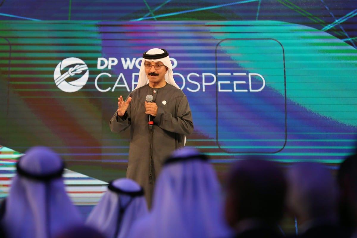 Dubai Ports World Chairman Sultan Ahmed Bin Sulayem in Dubai, UAE on 29 April 2018 [KARIM SAHIB/AFP/Getty Images]