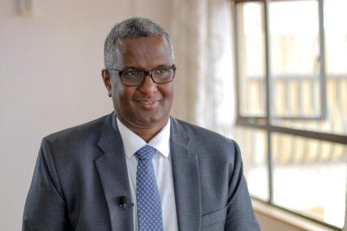 Wadajir Party Leader Abdirahman Abdishakur Warsame [Wikipedia]