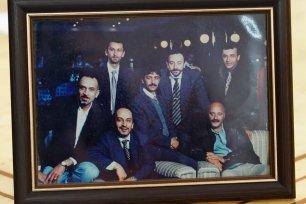 Family of Ali Mazloum (source: MEMO)