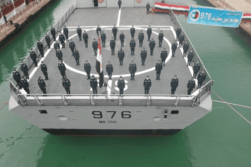 Port Said Gowind-Class Frigate