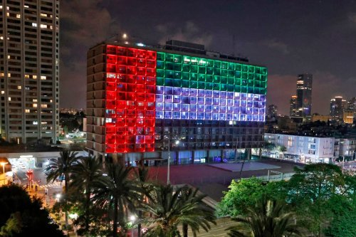Israel officially opens embassy in the UAE