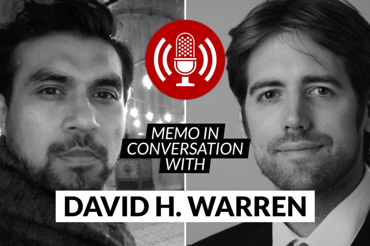 MEMO in conversation with Dr David H. Warren