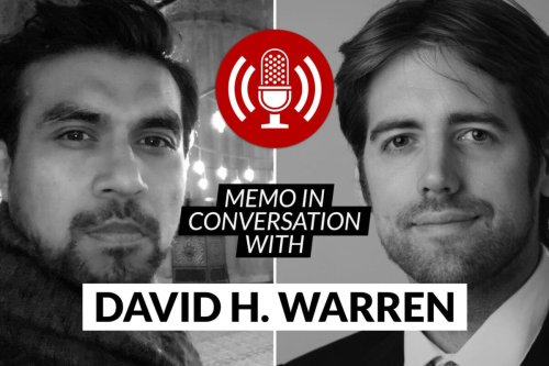 MEMO in conversation with Dr David H. Warren