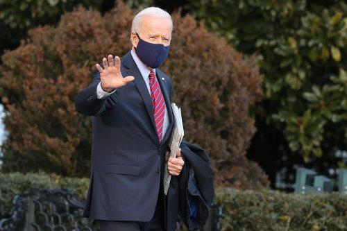 US President Joe Biden on February 05, 2021 in Washington, DC [Chip Somodevilla/Getty Images]