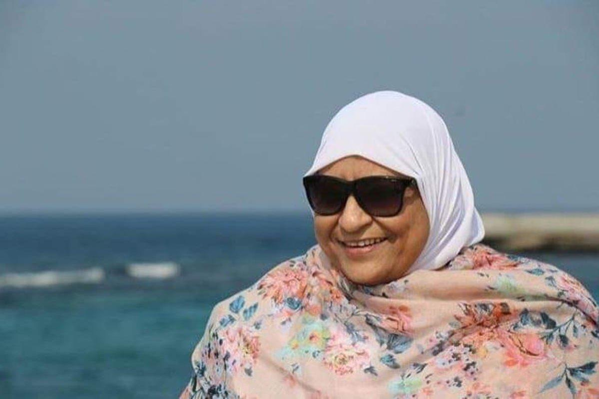 Hoda Abdelmonem [FadwaKhaled/Facebook]