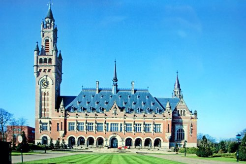 The International Court of Justice in the Hague, Netherlands [Dennis Jarvis/Wikipedia]