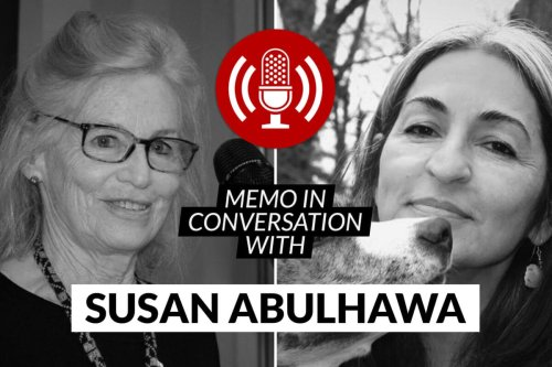 MEMO in conversation with Susan Abulhawa