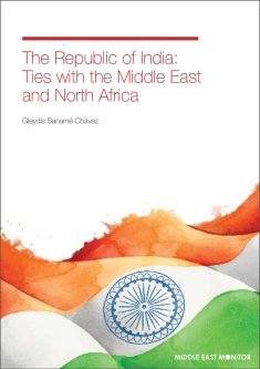 The Republic of India: Ties with the Middle East and North Africa - Cover