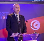 Tunisia's president criticised for attacking Islamists after visit to Egypt