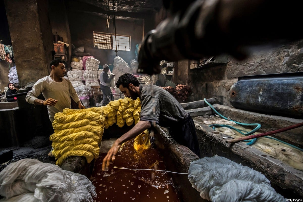 Egypt is one of world's worst 10 countries for workers, ITUC says