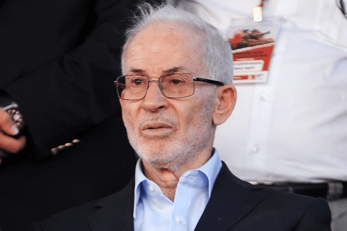 Secretary-General of the International Organization of the Muslim Brotherhood Ibrahim Munir on July 14, 2013 in Istanbu [OZAN KOSE/AFP via Getty Images]