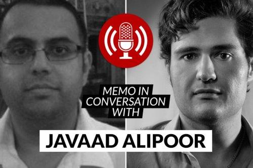 MEMO in conversation with: Javaad Alipoor