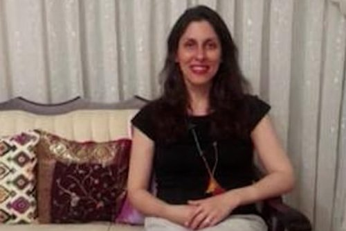 Thumbnail - Iran releases British-Iranian aid worker Zaghari-Ratcliffe from house arrest