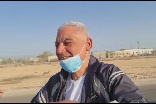 Rushdi Abu Mokh [Twitter/YZaatreh]