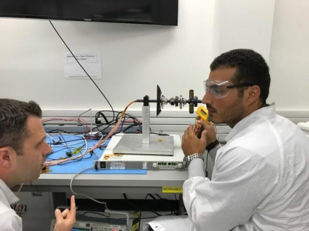 NASA's Palestinian Engineer, Loay Elbasyouni [Loay Elbasyouni]