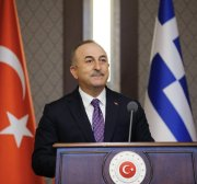 'Turkey will abide by pact on movement of naval ships', FM says