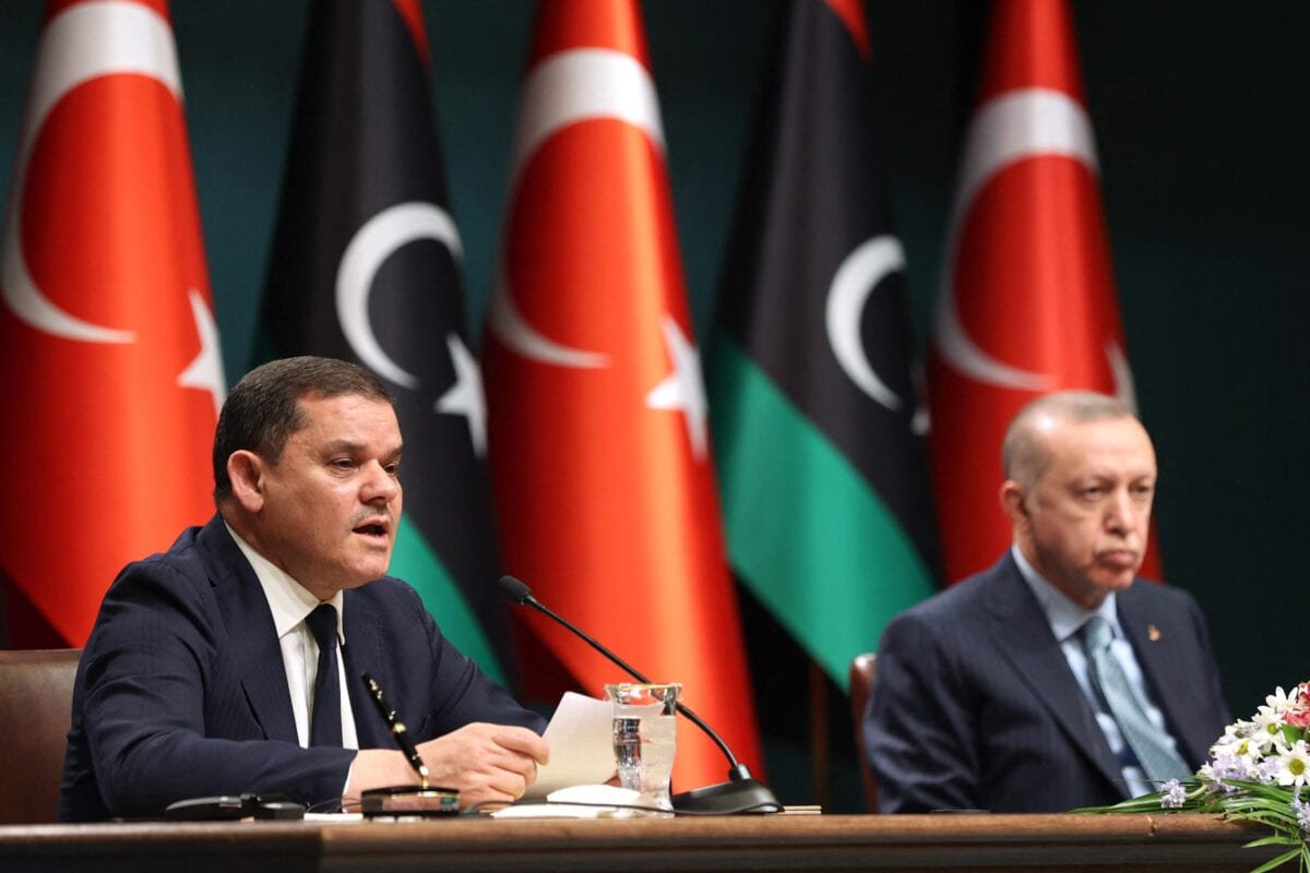 Turkey is part of the stability equation for Libya
