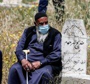 Gaza gravediggers, medics stretched as covid rates rise in Ramadan