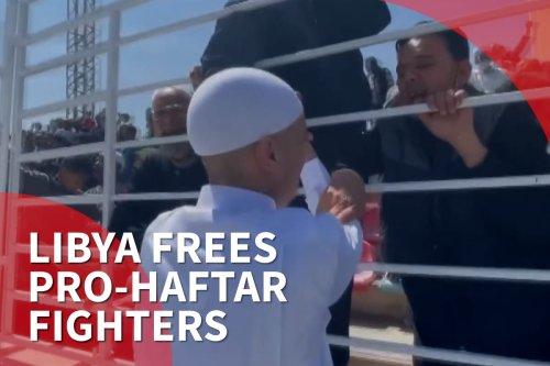 Libya: pro-Haftar militiamen released