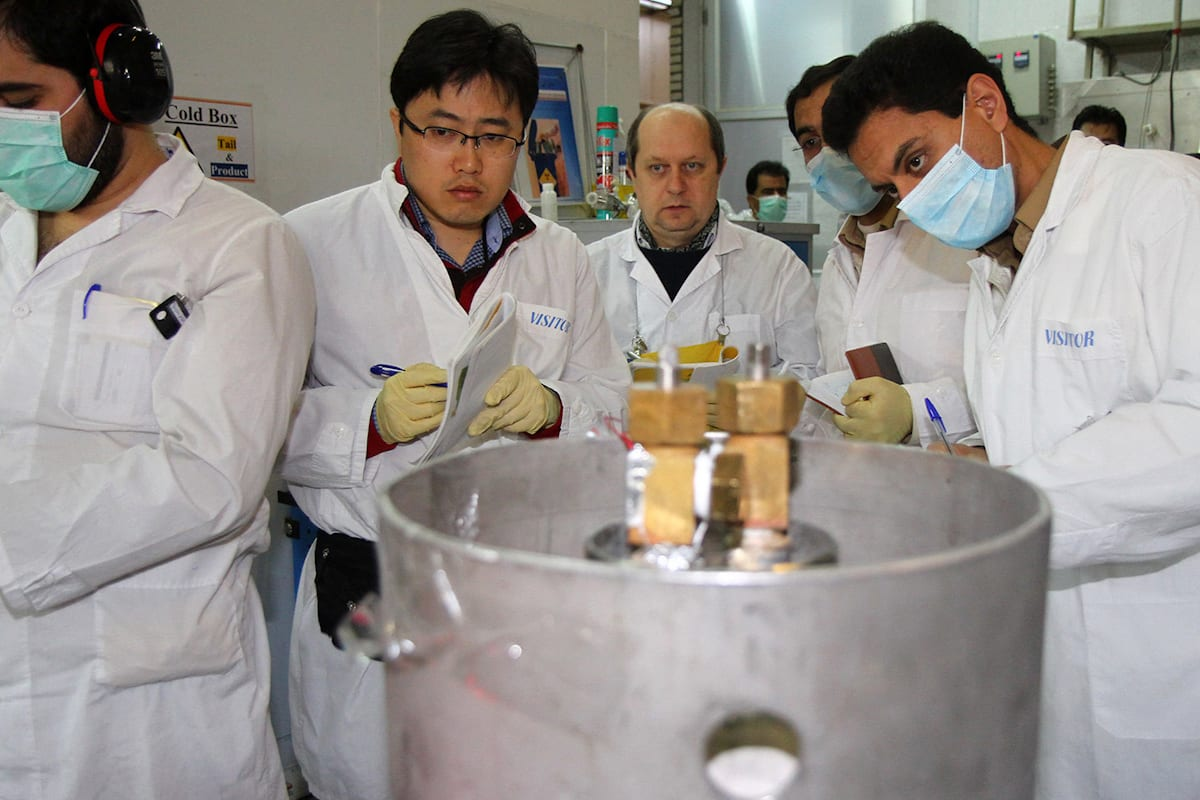 Thumbnail - Iran: Israel behind Natanz nuclear plant outage, vows revenge