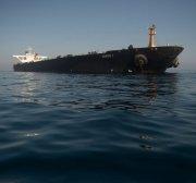 Fire breaks out on tanker near Syria coast
