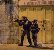 Israeli police reinforce presence in Arab towns of Israel