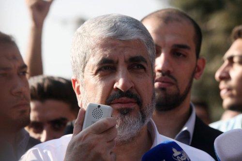 Khaled Mashal, the leader of the Islamic Palestinian organisation HAMAS on September 4, 2016, in Amman, Jordan [Jordan Pix/ Getty Images]