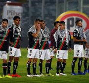 Chile's Club Deportivo Palestino stands in solidarity with Jerusalem