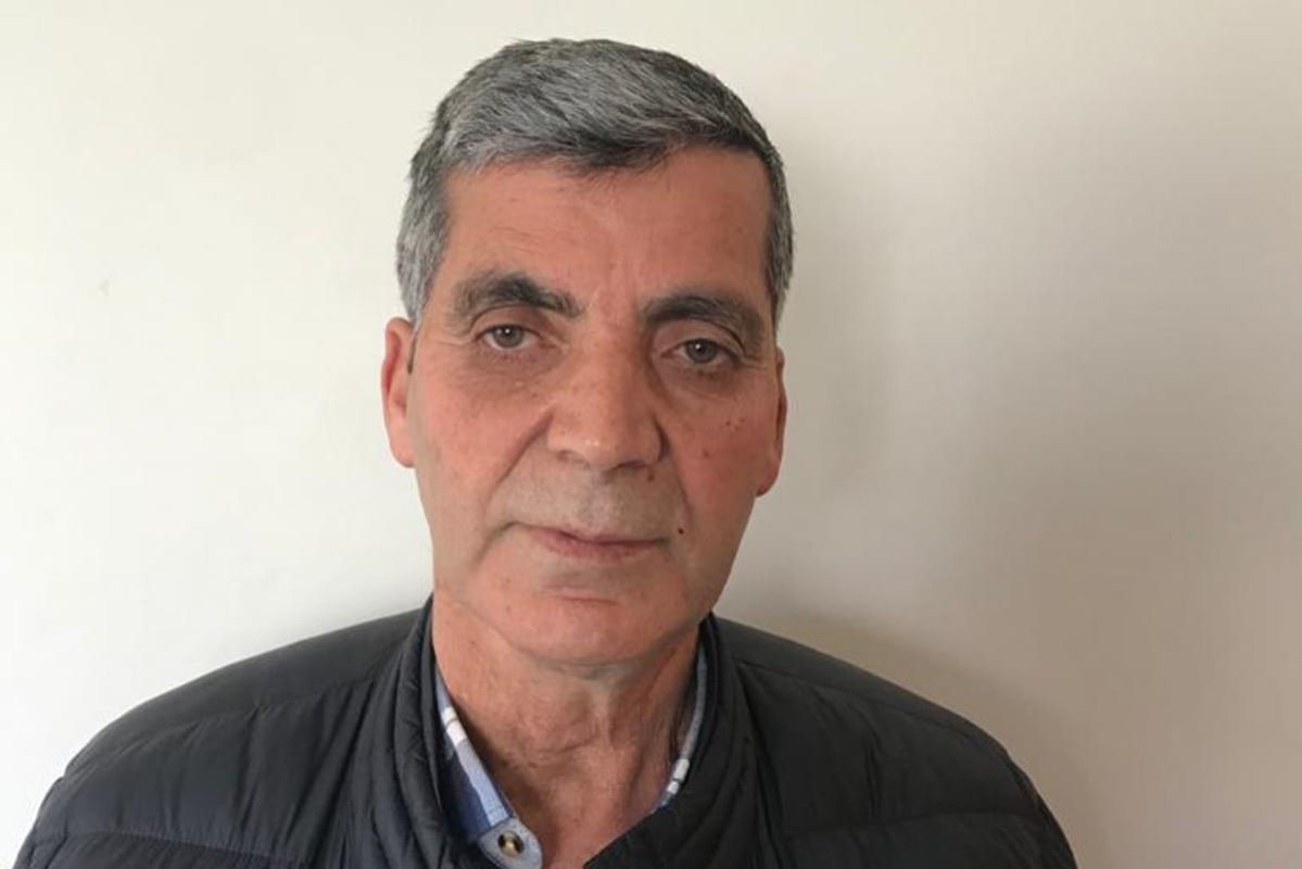 Zakariya Odeh, coordinator for the Civil Coalition for Palestinian Rights in Jerusalem (CCPRJ)