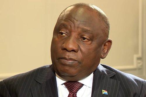 South African President: Israel is practicing apartheid