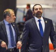 Lebanon's Christian leader says he still wants Hariri as PM