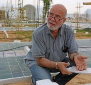 Algeria artist build cemetery to honor irregular migrants who died in Mediterranean