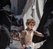 Two children die a week in Syria Al-Hawl camp, charity reveals
