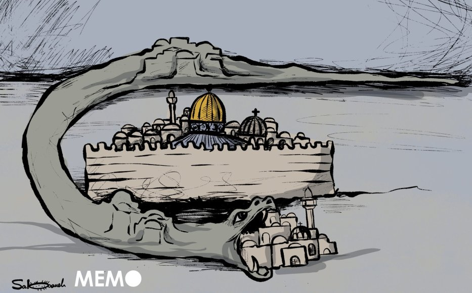 Israel continues to take over the villages belonging to Palestinians, displacing many from their homes.