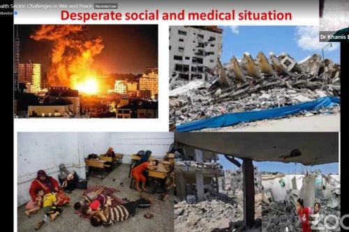 thumbnail - Israel's occupation is Gaza's main medical problem, insist professionals