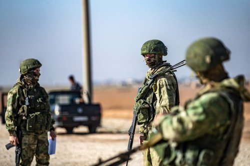 Russia soldier killed, three injured in Syria