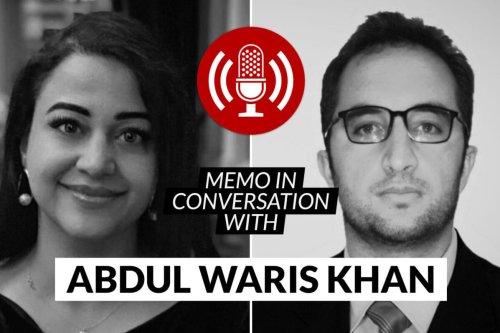 MEMO in conversation with: Abdul Waris Khan
