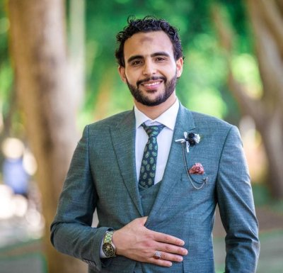 Amr Hashad is a human rights activist