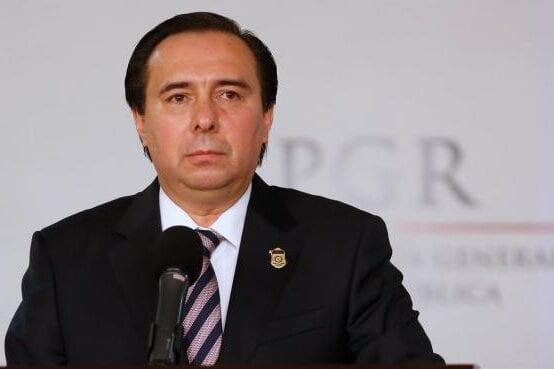 Tomás Zerón de Lucio, the former director of Mexico's equivalent of the FBI [Wikipedia]