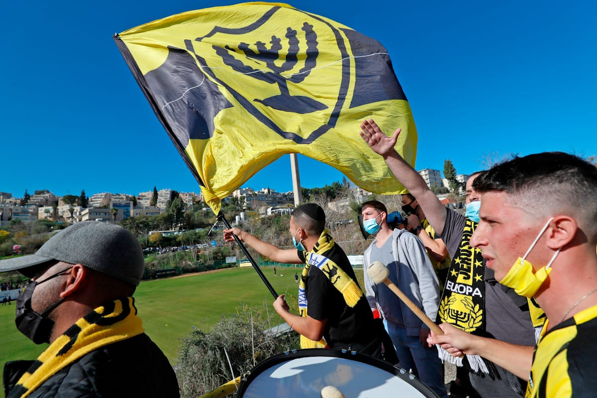 Israel club cancels friendly match with Barcelona over Jerusalem