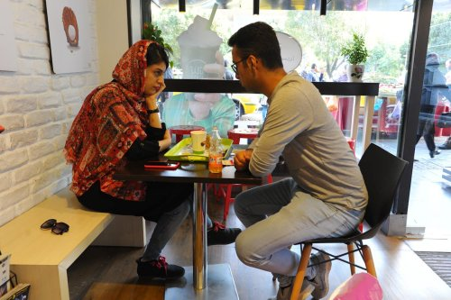 Thumbnail - Iran launches dating app amid growing divorce rate