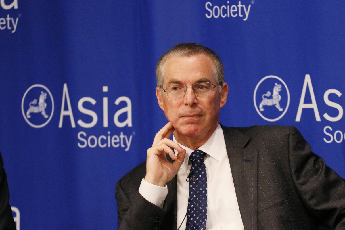 Retired General Michael Herzog, 20 May 2016 [Asia Society/Flickr]