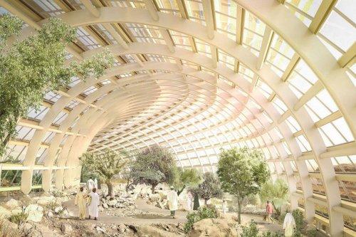 Oman's Botanic Garden [RLI]