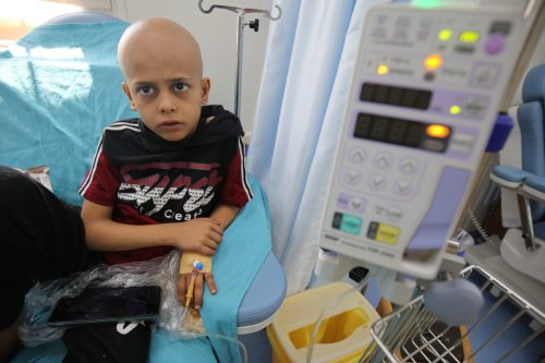 Thumbnail - Gaza Health Ministry warns of lack of medicine for cancer patients