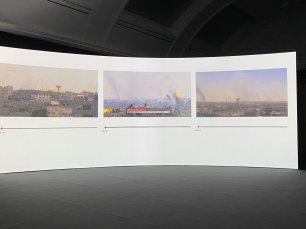 Forensic Architecture's Director, Professor Eyal Weizman, exposes in his latest exhibition at Manchester's Whitworth Gallery