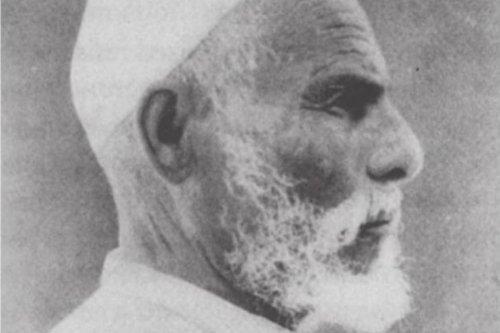 Omar Al-Mukhtar [Wikipedia]